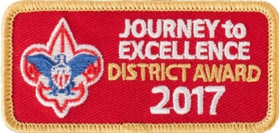 Journey to Excellence: Gold 2017